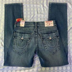 Authentic Denim Jeans True Religion (New w/ tags)